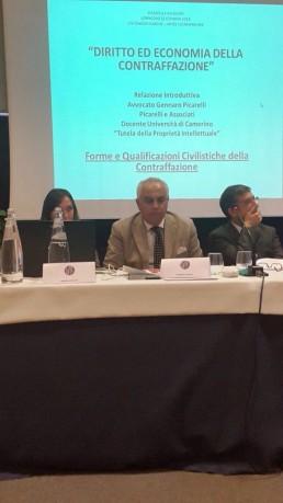 Evento formativo - Diritto ed Economia della Contraffazione